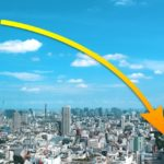 年々減少する新築住宅件数